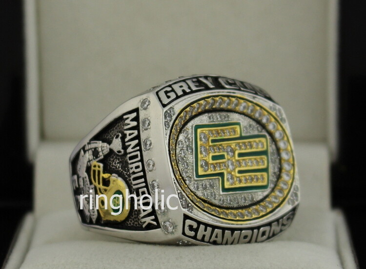 91st Grey Cup Championship Ring 2003