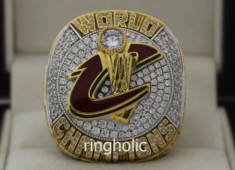 2016 Cleveland Cavaliers National Basketball Championship Ring